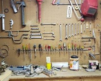 numerous tools