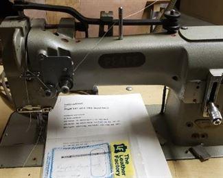 Pfaff leather machine