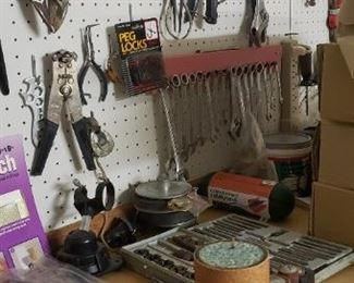 More leather tools