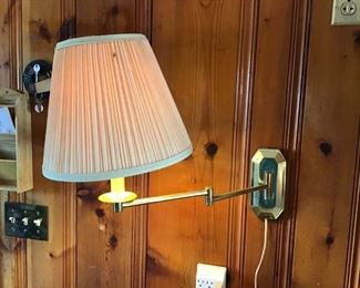 Wall Hanging Adjustable Lamp