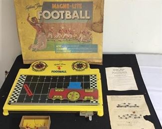 Vintage Tugboat Mafne-Lite Football Game