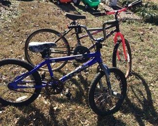 Boy Bikes