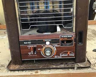 Radiant King Vintage Keronsene Heater