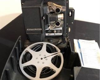 Bell & Howell Camera/Projector
