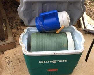 Assortment of Coolers