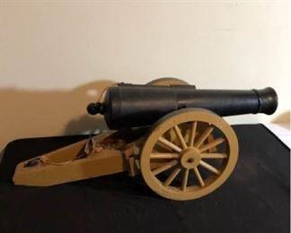 Plastic Toy Cannon Replica