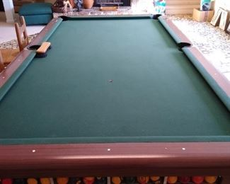 100x50 Saunier Wilhem Pool Table