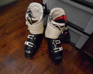 Ski shoes-sarge inferno