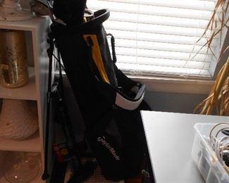 Golf clubs by Ram