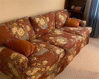 Barely used , high quality sofa
