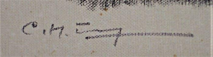 C H Tang Signature