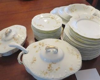 Haviland/Limoges China Set