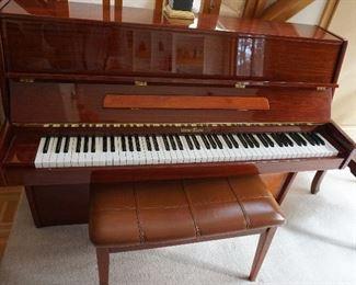Wurlizter piano