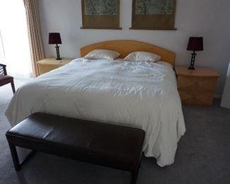 mid century bedroom suite