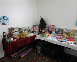 Toys and Christmas