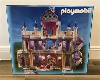 Playmobil Fairy Tale Castle. $379 on eBay! (Get it here for a fraction of that price!)