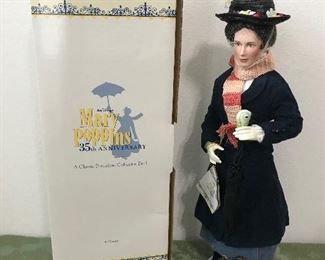 Collector's Edition Mary Poppins