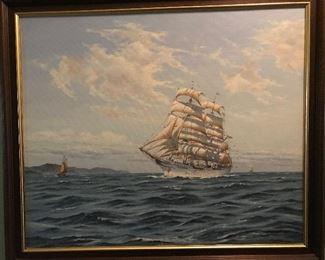 Original Art signed Bryan F. Turner