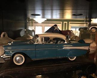 Vintage Belair toy car