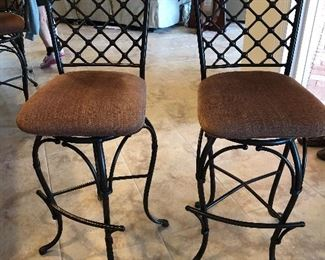 Countertop stools we have 6