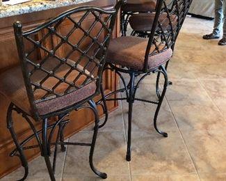 The six stools