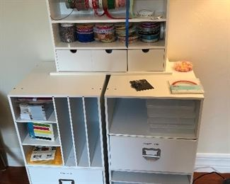 All the cabinets too