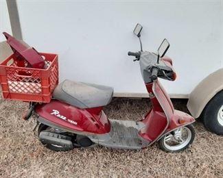 Yamaha Razz scooter *NO Paperwork