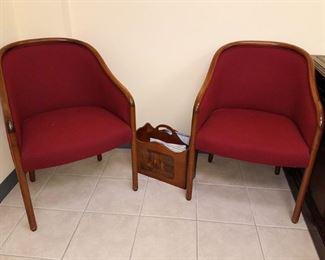 Armchairs $20 each