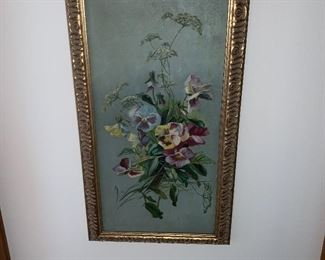 Victorian Oil Paintings