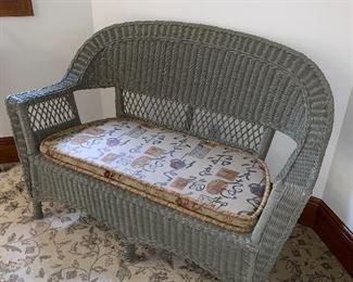 Wicker Furniture with Quality Upholstery