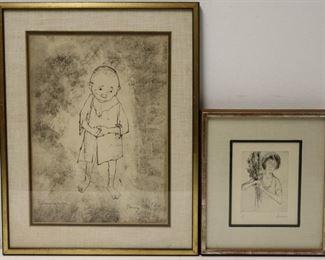 Jean Jansem Signed Prints