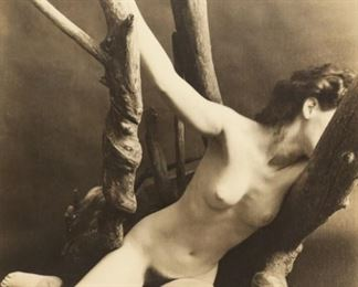 RTerner Signed Photograph Nude