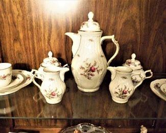 Rosenthal, Germany, china - Classic Rose pattern
