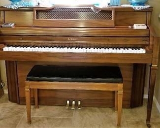 Kimball piano in pristine condition