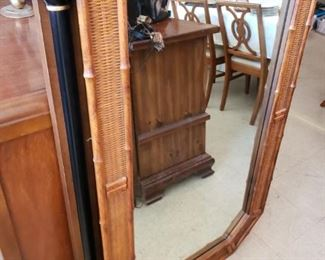 American Martinsville Large mirror