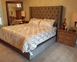 King Bed