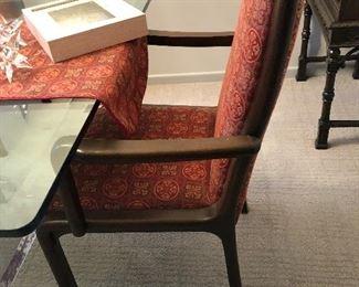 Mid century chairs