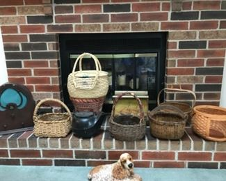 Lots of baskets
