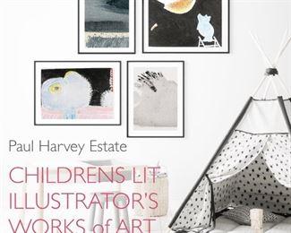0  BRG  Insta  Paul Harvey Art Sale