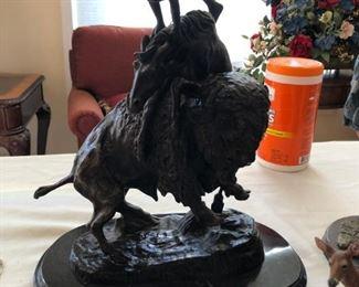 "Remington ""Buffalo Horse"""
