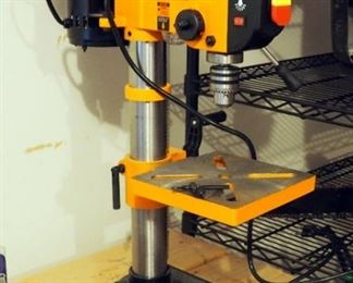 """Wen 10"""" Table Top Drill Press With Laser Cross-hair"""