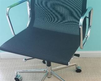 desk chair, like new, cool style