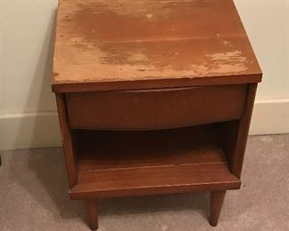 Mid Century Night Stand