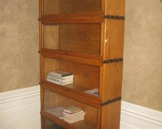 Macey 811 barrister bookcase