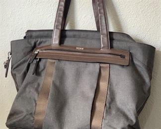 Tumi Travel Tote Satchel Bag