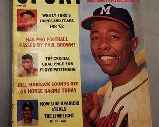 Vintage 1950s/60s SPORT Magazine