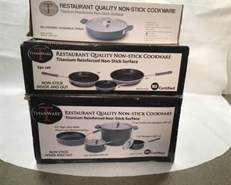 Brand New Restaurant Quality Nonstick Cookware https://ctbids.com/#!/description/share/318794