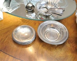 more sterling silver pieces