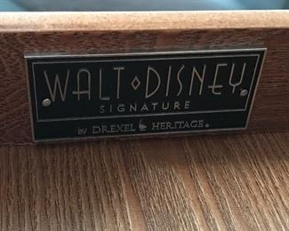 Are you kidding me?  Walt Disney Furniture