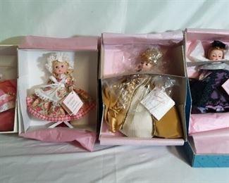 Aleander dolls again